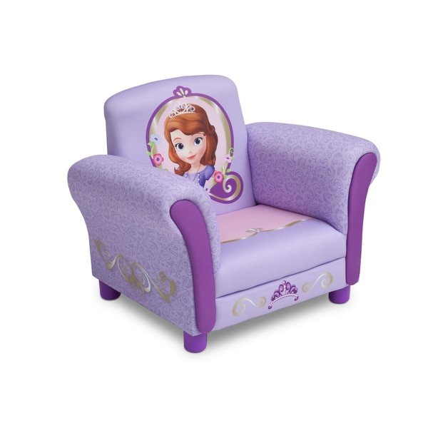 Outstanding Sofia The First Upholstered Chair Ibusinesslaw Wood Chair Design Ideas Ibusinesslaworg