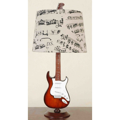 Guitar 245 table lamp favorave guitar 245 table lamp aloadofball Images