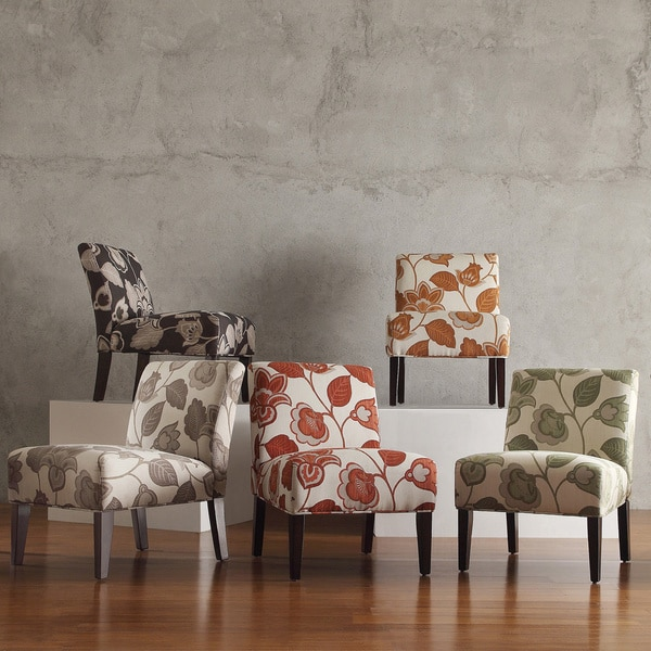 Upholstered Accent Chair A Collection By Anglina Favorave