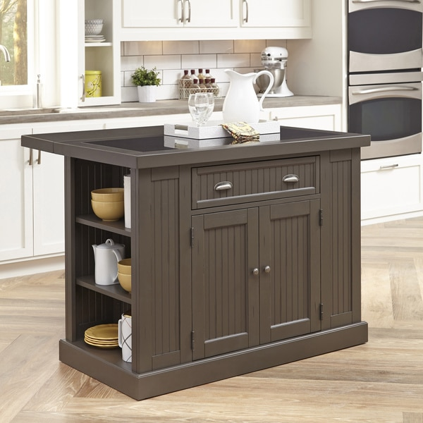 Deni Wood And Stone Kitchen Island Deni Wood And Stone 60