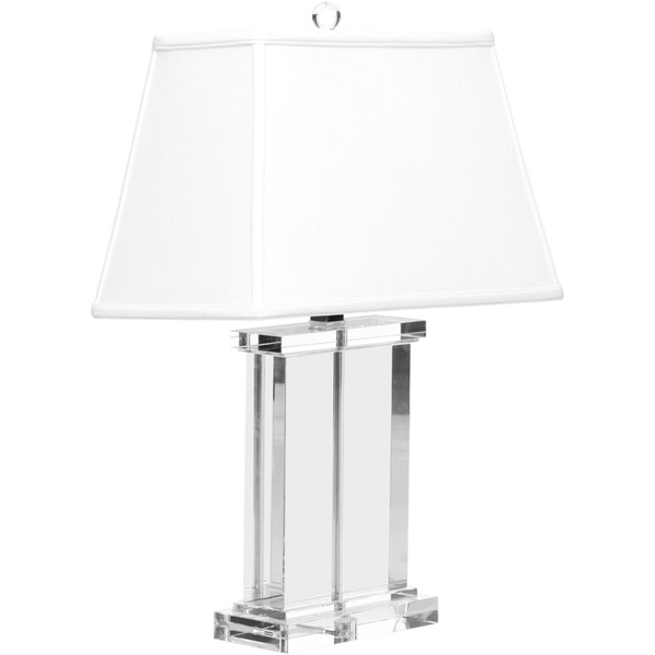 Crystal column table lamp lamp design ideas crystal rectangle column table lamp glass table lamps a collection by sandy favorave aloadofball Choice Image