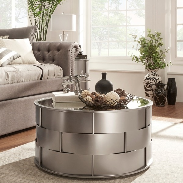 Leather Coffee Tables A Collection By Anglina Favorave